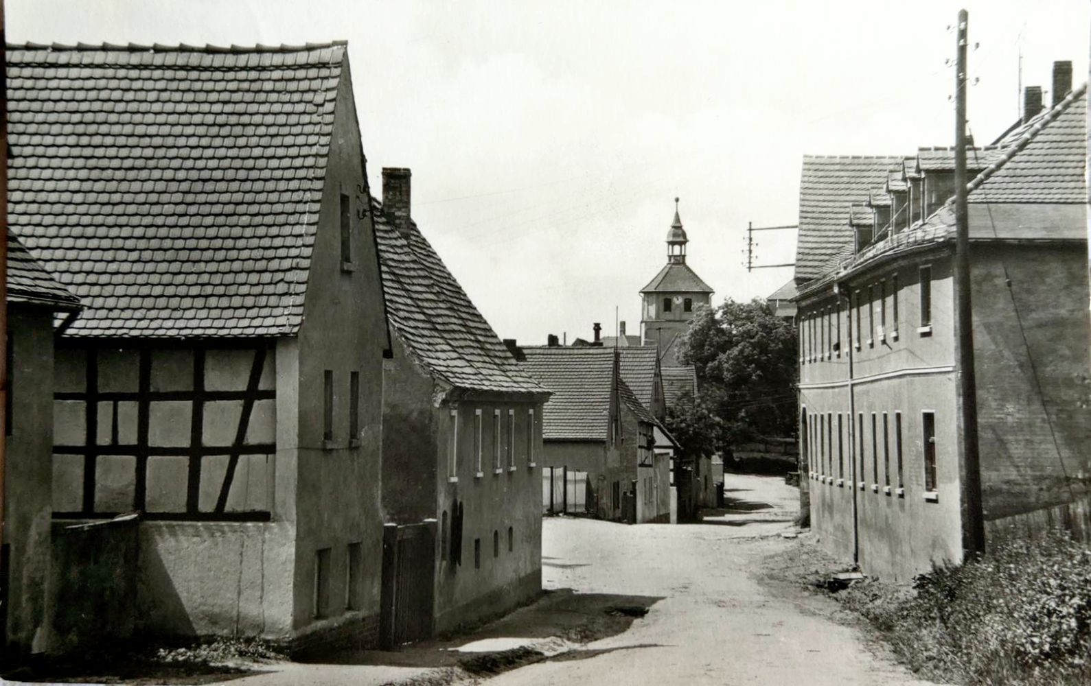 Dorfstraße Ramsdorf